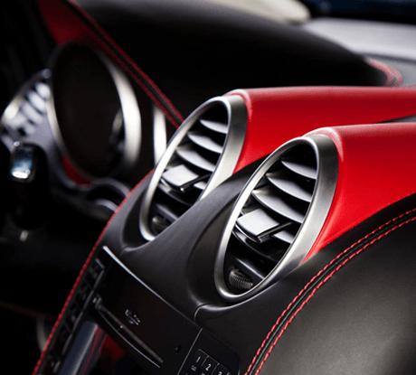 Auto detailing wnętrza
