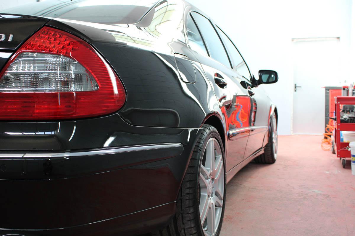 Mercedes-Benz E-420 CDI AMG
