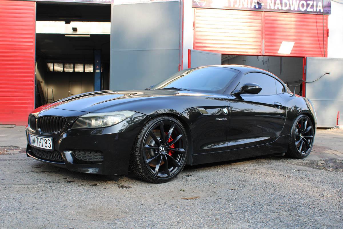 BMW Z4 BLACK