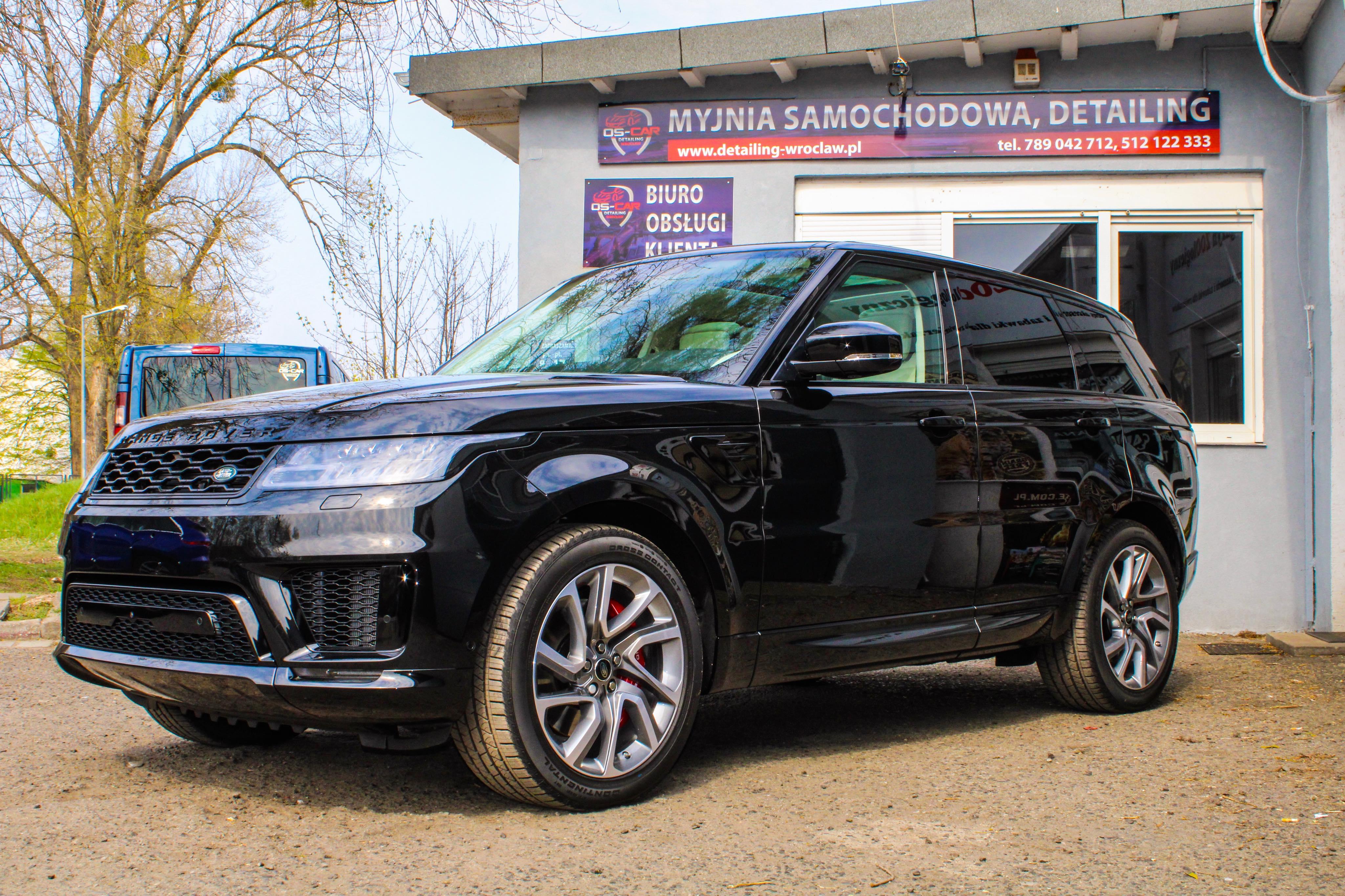 Range Rover Sport 5.0 V8 Supercharged