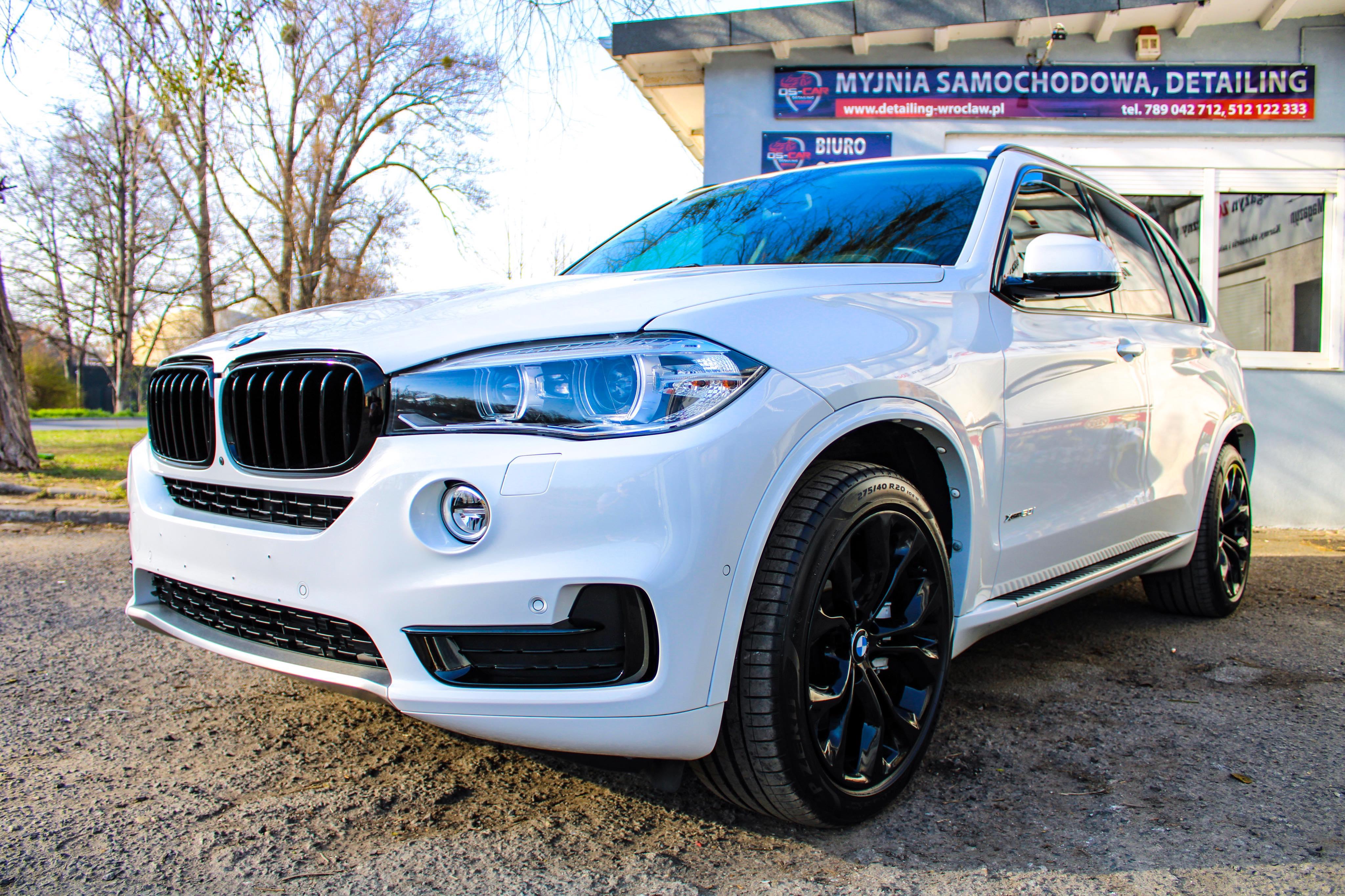 BMW X5 5.0i USA
