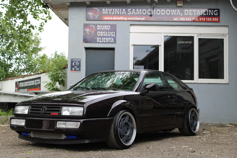 Volkswagen Corrado VR6 Turbo